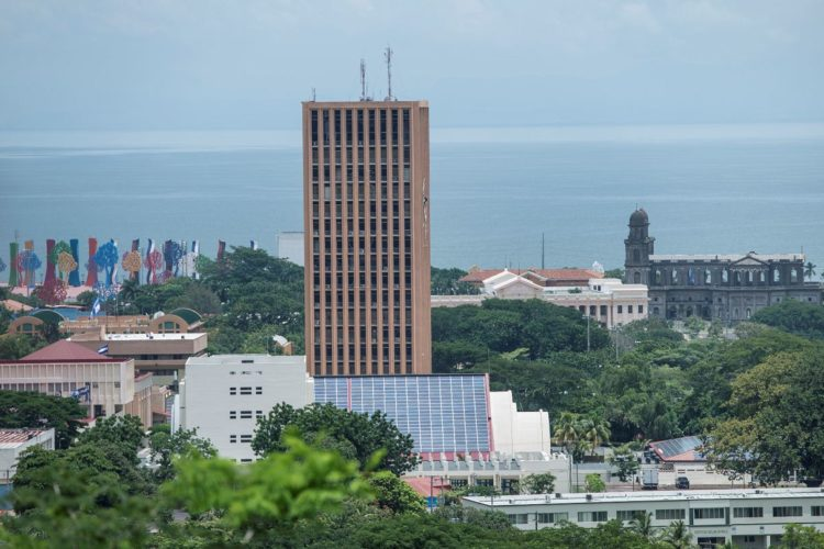 Managua, Nicaragua, crecimiento vertical, ciudad de Managua, Cosep