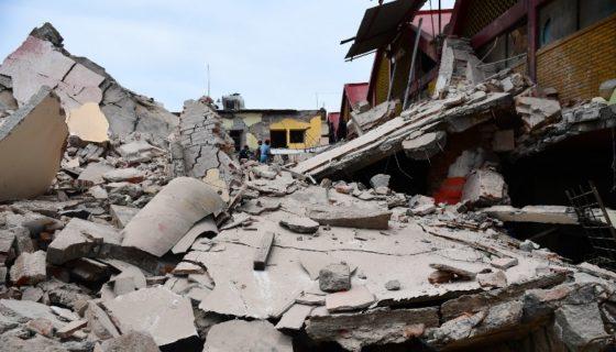 México, terremoto en México, terremoto