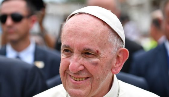Papa Francisco, Colombia