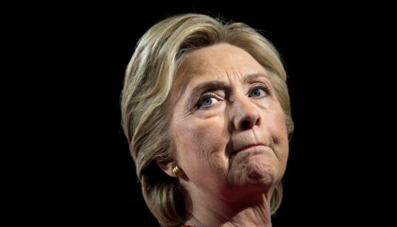 Hillary Clinton, candidata presidencial de Estados Unidos por el partido Demócrata en 2016. LA PRENSA / AFP / Brendan Smialowski