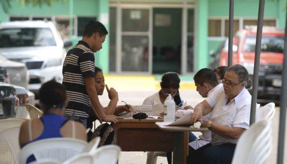 Conjuntivitis, Conjuntivitis en Nicaragua