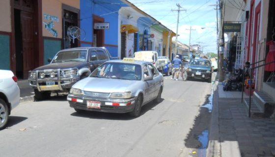 Granada, taxis