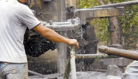 La sobreexplotación de pozos causará que las aguas que se extraigan sean calientes y no puedan utilizarse.
