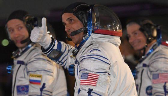 misiones espaciales, NASA