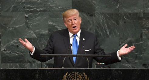 Corea del Norte, Donald Trump