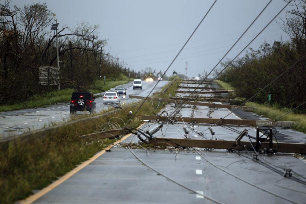 Fotogaler a puerto rico destruido por hurac n mar a - Puerto rico huracan maria ...