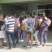 Protestan en hospital de León para exigir investigación sobre muerte de embarazada