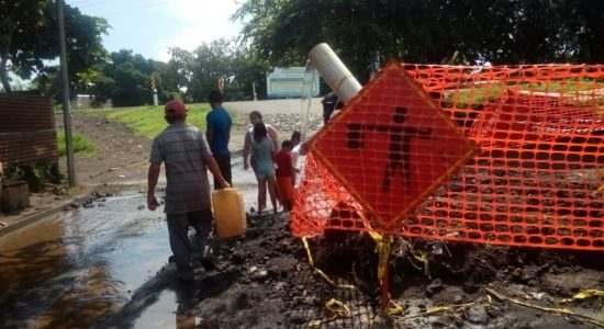 Chinandega, agua potable