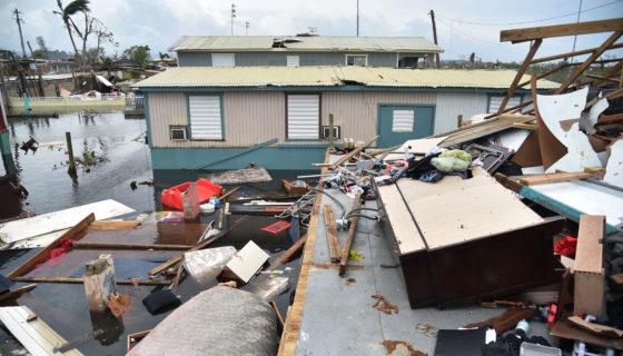 Puerto Rico, HURACANES
