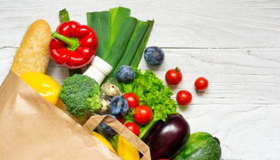 Verduras crucíferas